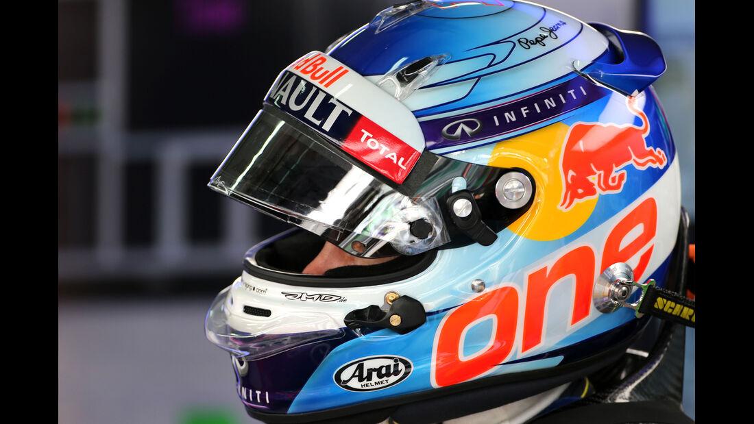 Sebastian Vettel - Red Bull - Formel 1 - GP Malaysia - Sepang - 28. März 2014