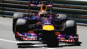 Sebastian Vettel - Red Bull - Formel 1 - GP Monaco 2013
