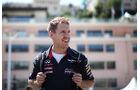Sebastian Vettel - Red Bull - Formel 1 - GP Monaco - 22. Mai 2013