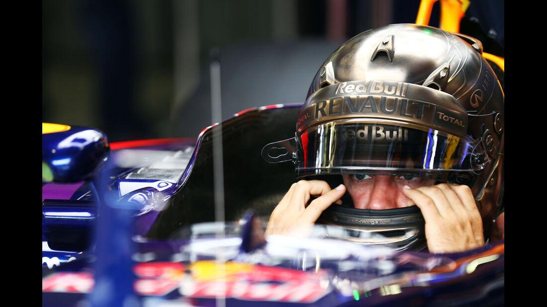 Sebastian Vettel - Red Bull - Formel 1 - GP Monaco - 22. Mai 2014