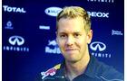 Sebastian Vettel - Red Bull - Formel 1 - GP Singapur - 19. September 2013