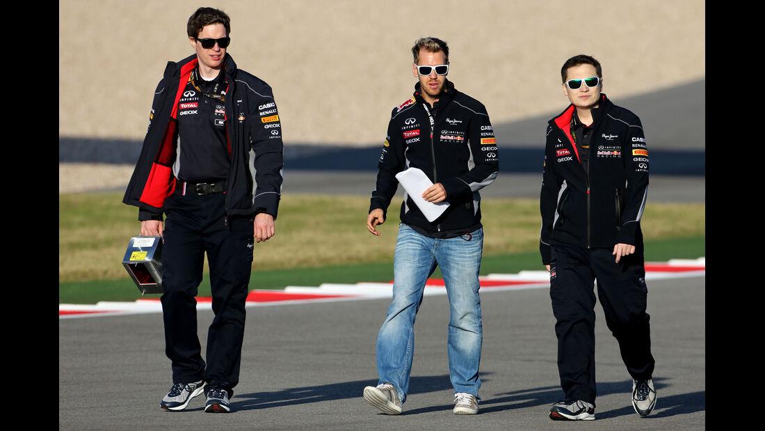 Sebastian Vettel - Red Bull - Formel 1 - GP USA - 14. November 2013