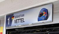Sebastian Vettel - Red Bull - Formel 1 - GP Ungarn - 25. Juli 2013