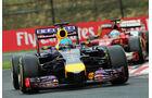Sebastian Vettel - Red Bull - Formel 1 - GP Ungarn - 27. Juli 2014