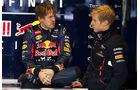 Sebastian Vettel, Red Bull, Formel 1-Test, Barcelona, 19. Februar 2013