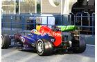Sebastian Vettel - Red Bull - Formel 1 - Test - Jerez - 8. Februar 2013