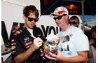 Sebastian Vettel - Red Bull - GP Australien - Melbourne - 17. März 2012