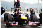 Sebastian Vettel Red Bull GP Belgien F1 2013