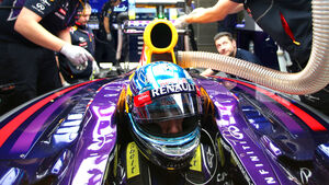 Sebastian Vettel - Red Bull - GP China 2014