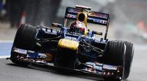 Sebastian Vettel Red Bull GP England 2012