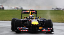 Sebastian Vettel Red Bull GP Kanada 2011