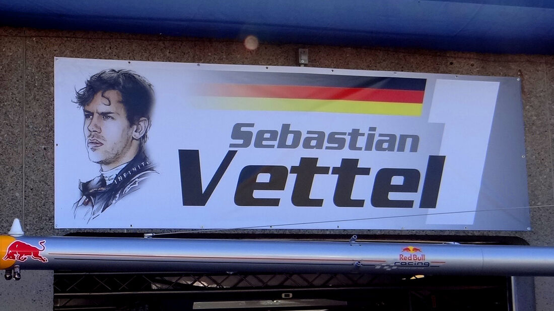 Sebastian Vettel Red Bull GP Kanada 2012