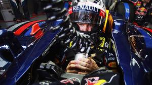 Sebastian Vettel - Red Bull - GP Malaysia - 24. März 2012