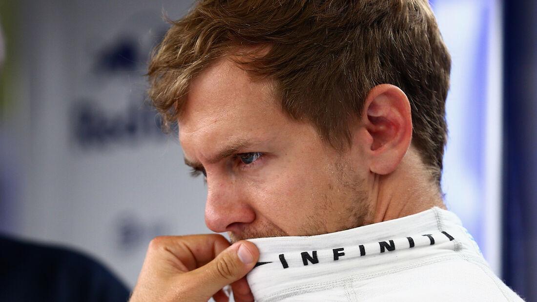 Sebastian Vettel - Red Bull - GP Monaco 2014