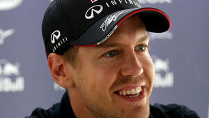 Sebastian Vettel Red Bull GP Monaco 2014