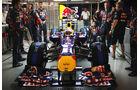 Sebastian Vettel Red Bull GP Singapur 2011
