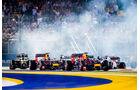 Sebastian Vettel - Red Bull - GP Singapur 2014