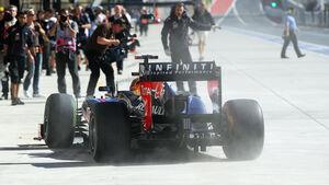 Sebastian Vettel Red Bull GP USA 2012