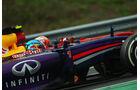 Sebastian Vettel - Red Bull - Kimi Räikklnen - Ferrari - Formel 1 - GP Ungarn - 27. Juli 2014