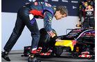 Sebastian Vettel - Red Bull - Nase - Formel 1 - Jerez-Test - 2014