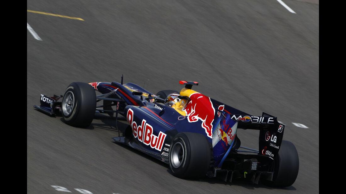 Sebastian Vettel - Red Bull RB6 - GP Ungarn 2010