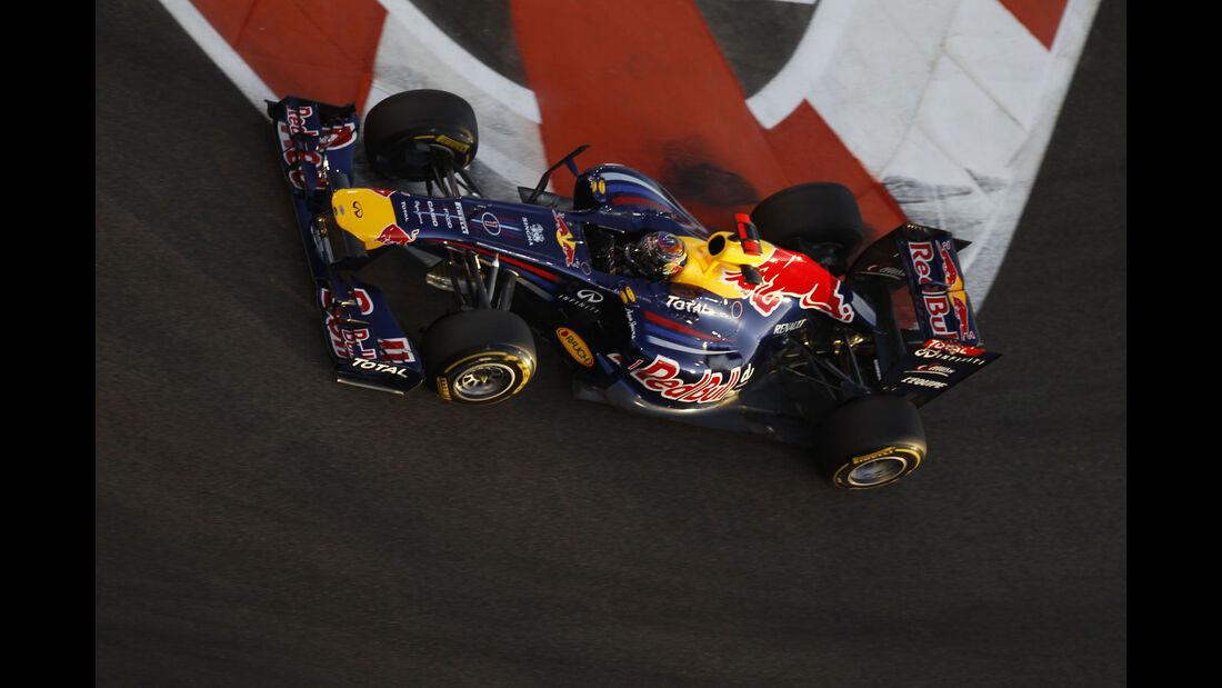 Sebastian Vettel - Red Bull RB7 - GP Abu Dhabi 2011