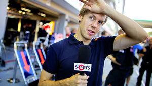 Sebastian Vettel, Singapur 2009
