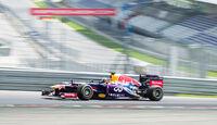 Sebastian Vettel - Spielberg 2014
