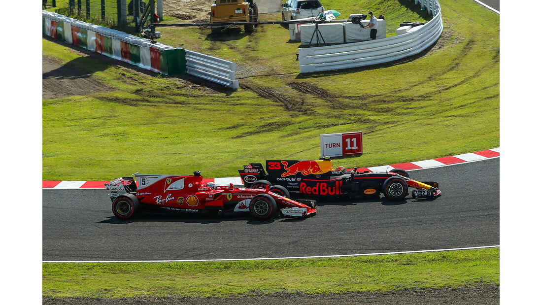 Sebastian Vettel - Stats - GP Japan 2017