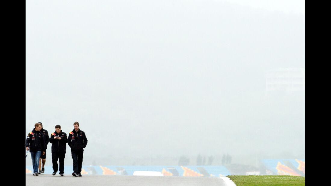 Sebastian Vettel - Türkei 2011