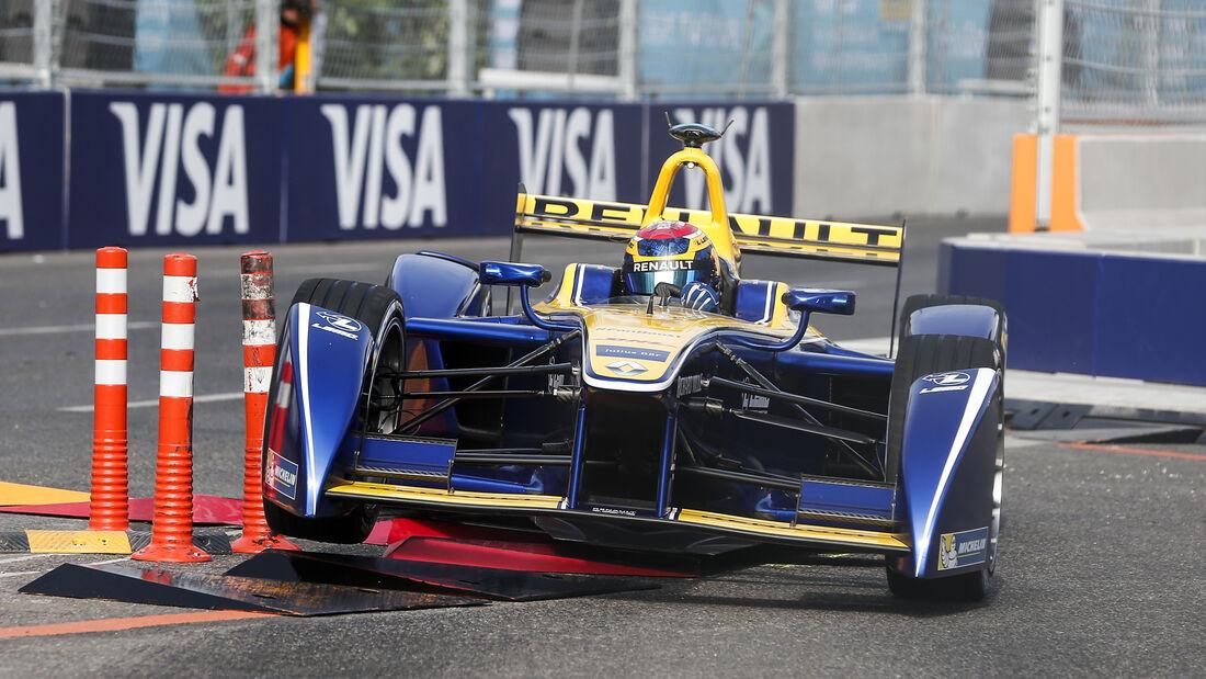 Sebastien Buemi - Berlin E-Prix - Formel E - 2016
