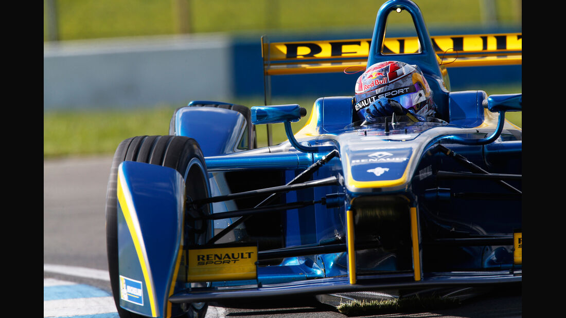 Sebastien Buemi - Formel E 2014