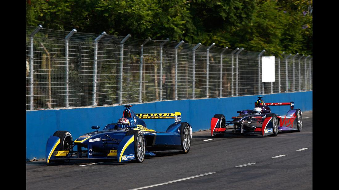 Sebastien Buemi - Formel E - Buenos Aires - Argentinien - 2015