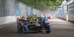 Sebastien Buemi - Formel E - London 2016