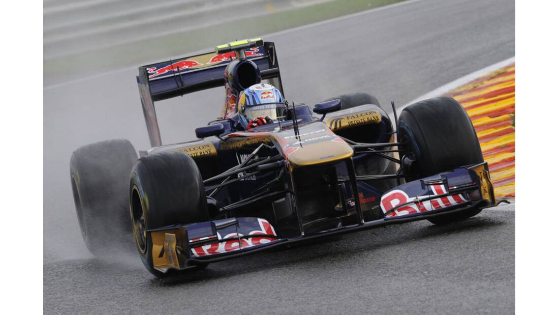 Sebastien Buemi - GP Belgien - 26. August 2011