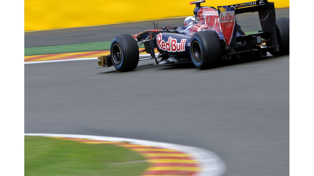 Sebastien Buemi - GP Belgien - Qualifying - 27.8.2011