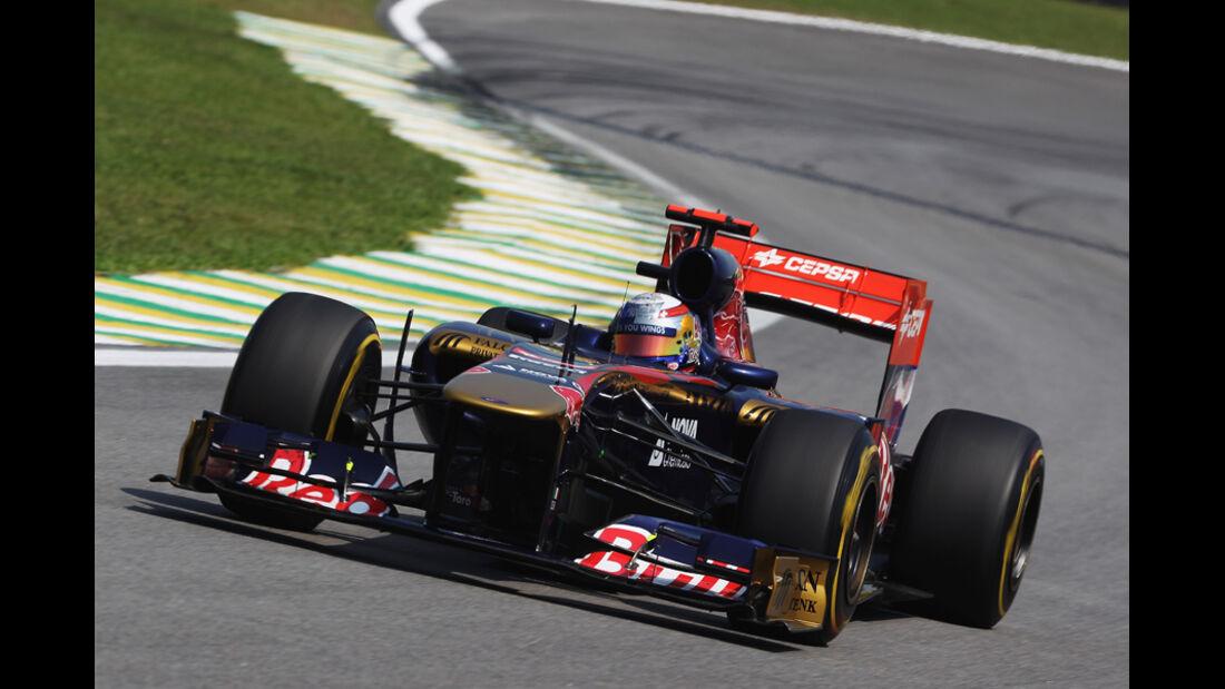 Sebastien Buemi GP Brasilien 2011