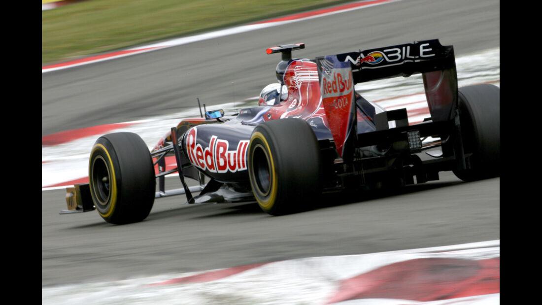 Sebastien Buemi GP Deutschland 2011