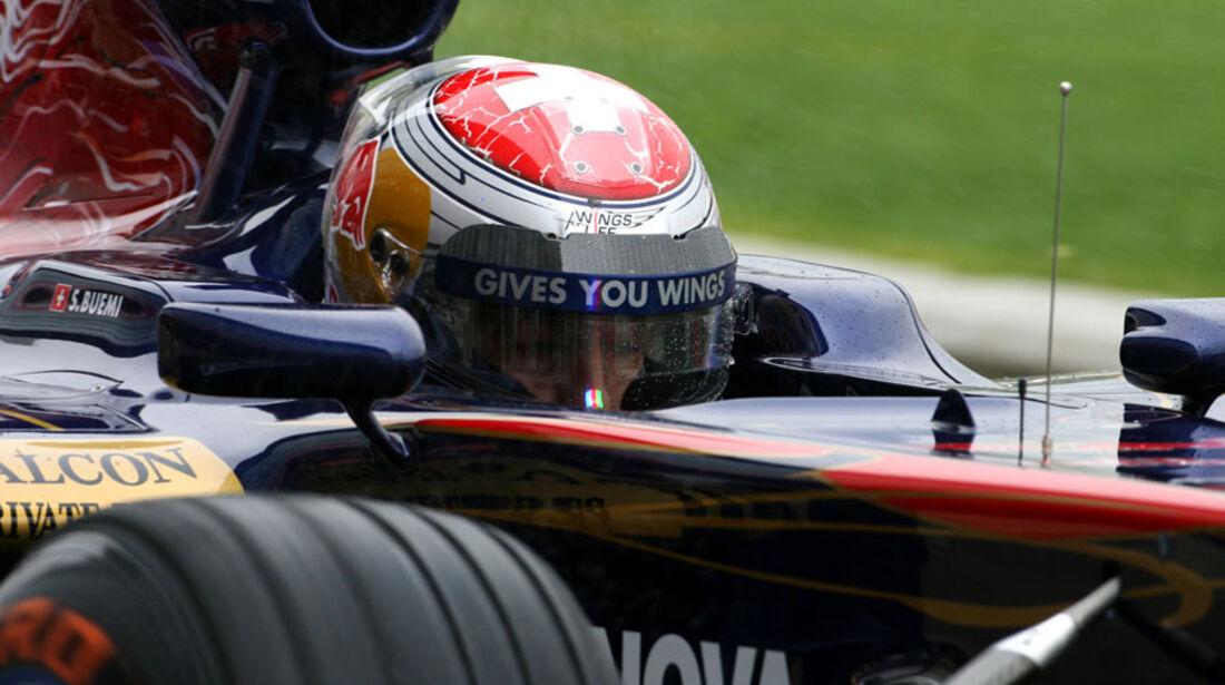 Sebastien Buemi - GP England - Training - Silverstone - 8. Juli 2011