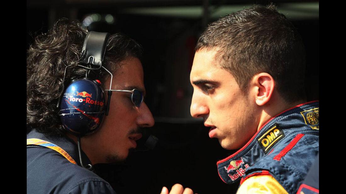 Sebastien Buemi GP Monaco 2011