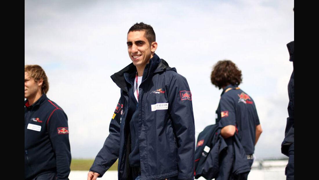 Sebastien Buemi - Nürburgring - GP Deutschland - 21. Juli 2011