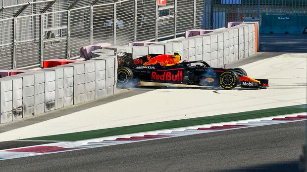 Sebastien Buemi - Red Bull - Testfahrten - Abu Dhabi 2020