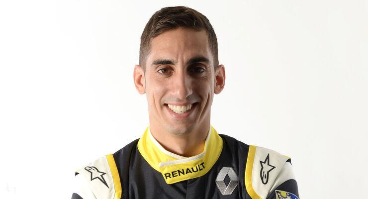 Sebastien Buemi - Renault