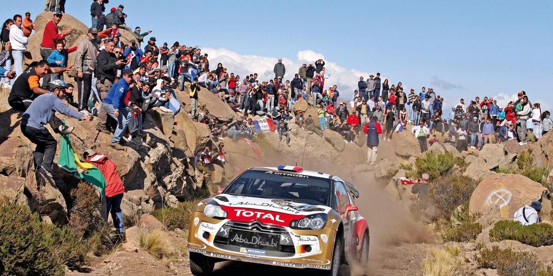 Sebastien Loeb, Citroën, Rallye-WM