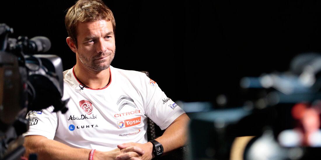 Sebastien Loeb - Citroen - Rallye Frankreich 2013