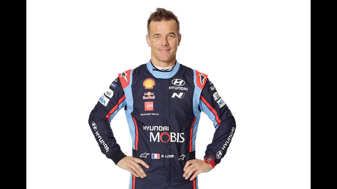 Sebastien Loeb - Hyundai - WRC 2019