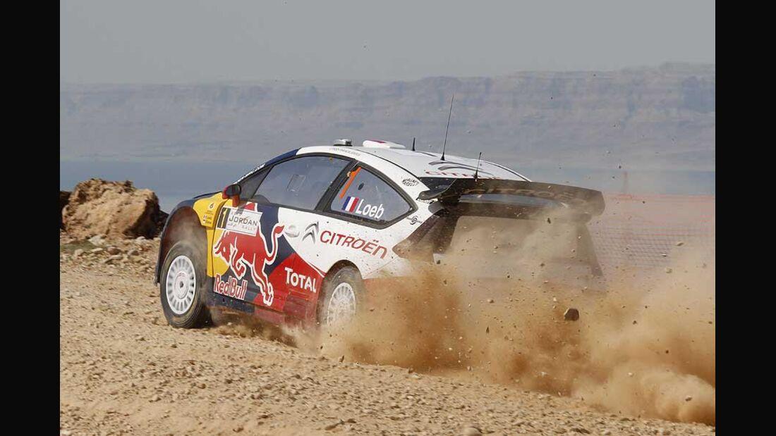 Sebastien Loeb, Jordanien 2010, Citroen