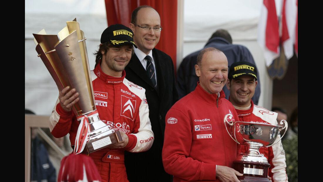 Sebastien Loeb - Monte Carlo