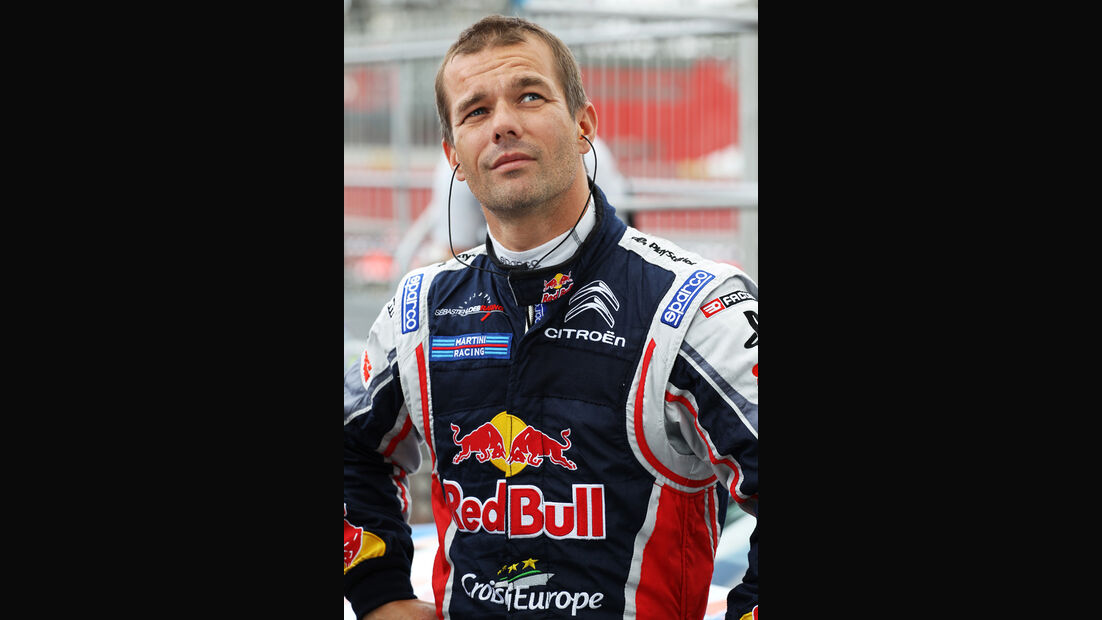 Sebastien Loeb - Porsche Cup - GP Spanien - 11. Mai 2013