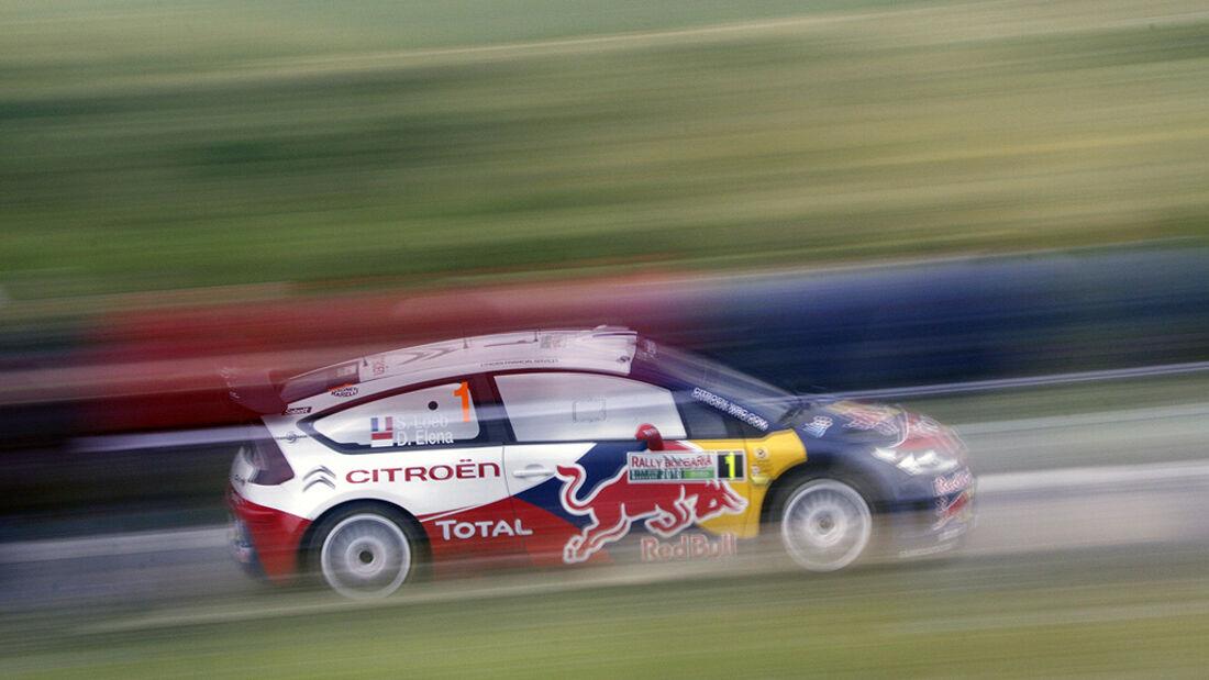 Sebastien Loeb, Rallye Bulgarien 2010, Citroen C4 WRC